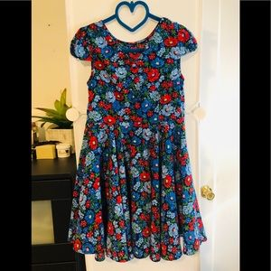 Ralph Lauren Girls Dress. Size 5